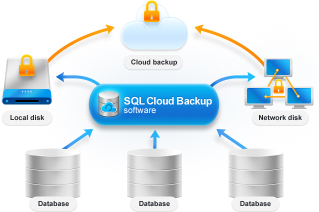 Cloud Backup Schema